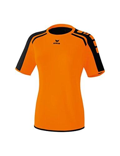 erima de fútbol Camiseta 0 2 noir orange Trikot Zenari XxBCXrq