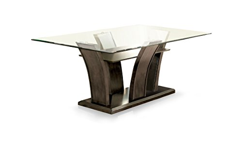 HOMES: Inside + Out Lissandra Pedestal Dining Table