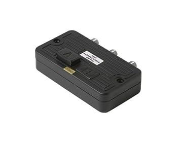 Steren 200-315 Cable combiner Negro cable divisor y combinador - Splitter/Combinador de