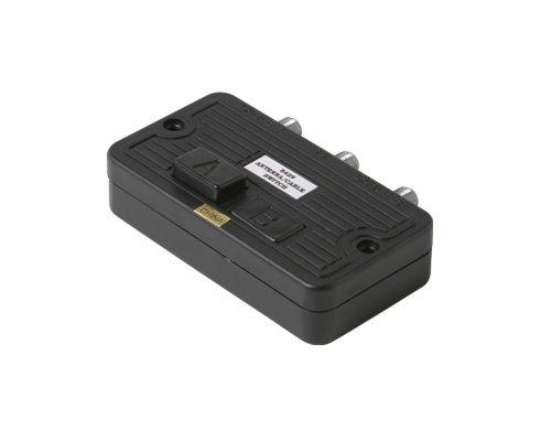 2 Way Coax Switch - 2T07485 - Steren 2-Way Coaxial A/B Switch