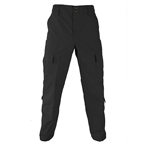 Zipper Fly Fatigue Pants - 7