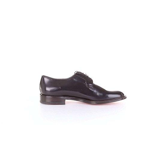 Santoni Mcwa13527lc2nrye Klassieke Schoenen Wachten Zwart