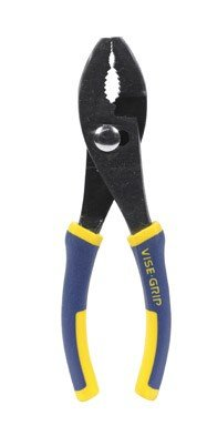 IRWIN Tools VISE-GRIP Slip Joint Pliers, 6-Inch (2078406) -