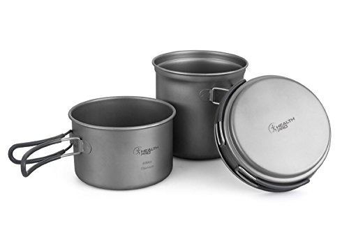 The 8 best titanium camping cookware