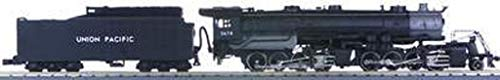 MTH 1:48 O Scale Union Pacific Y-3 #3670 2-8-8-2 Die-cast Engine Cars #MT-3012L