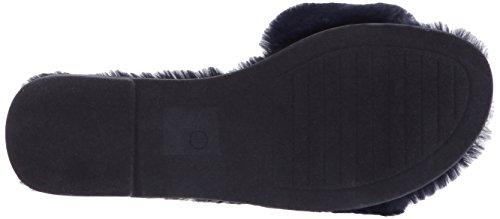 Chinese Laundry Women's Mulholland Slide Sandal Navy 9xhHLRA