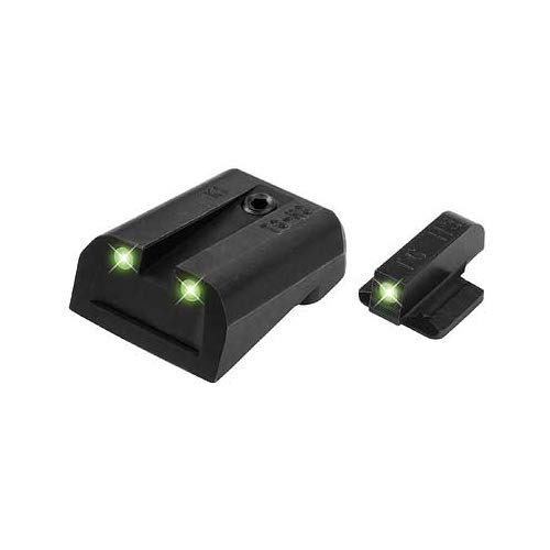 Tritium Handgun Glow-in-the-Dark Night Sights for Kimber Pis