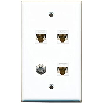 Keystone Springdale Wiring Diagram likewise Wiring Diagram For A Telephone Jack furthermore Cat5 Wall Jack Wiring Diagram together with Wiring Diagram On Cat5e T568b besides Cat5 Poe Wiring Diagram. on cat5e to rj45 wall jack wiring