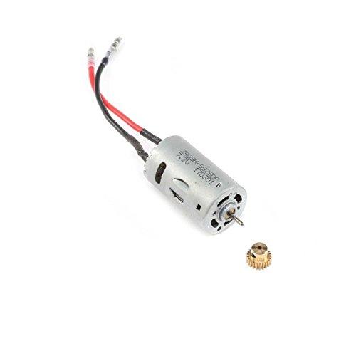 DYN 390 Motor, Pinion Gear 22T: 1.9 Barrage Kit Toy Electronic Spy