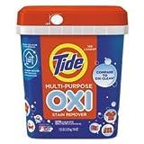 Tide Multi-Purpose Oxi Stain Remover, Powder, Fresh Scent, 7.12 Pound Tub