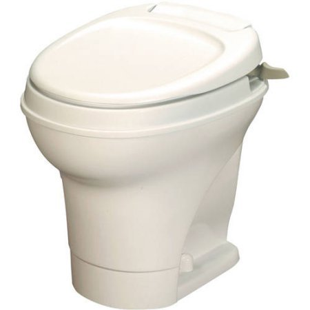 Economical Low Bone Aqua Toilet Bowl, White by Aqua-Magic