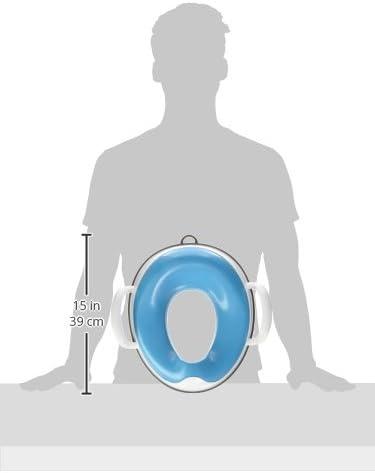 Bacca Blu Allenamento Bagno Con Maniglie Prince Lionheart Prince Lionheart Weepod Toilet Trainer - 600 g