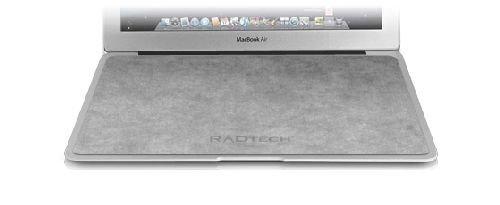 RadTech ScreenSavrz Keyboard and Screen Protector Cover for MacBook Air 11 (Gray) ()