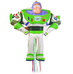 - Buzz Lightyear Pinata (pull release) - Toy Story(TM)