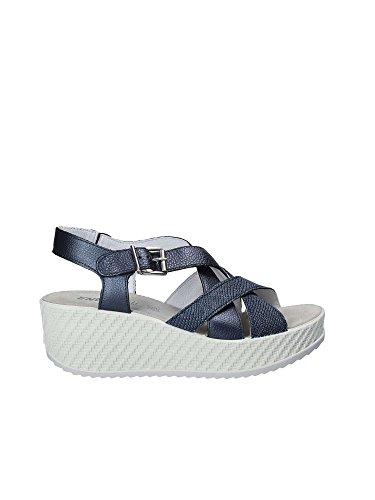 Enval 1284522 Wedge Sandals Women Blue