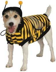 Bumblebee Dog Pet Pet Costume - Large]()