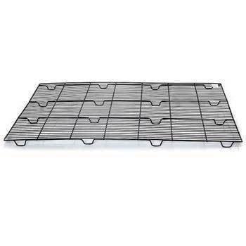 Dreamcrate Professional Mesh Floors - Pet Tek Dreamcrate Pro 700 Mesh Floor 54 x 36 Black