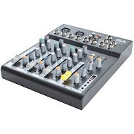 Seismic Audio - Slider4-4 Channel Mixer Console with USB Interface by Seismic Audio (Image #3)