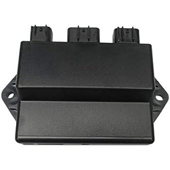 High Performance CDI Box Module for Yamaha Kodiak 450 Fm45Fa 2004 2005 2006 04 05 06//Grizzly Yfm45Fg 2007 07 495848 5ND-85540-10-00 NEW