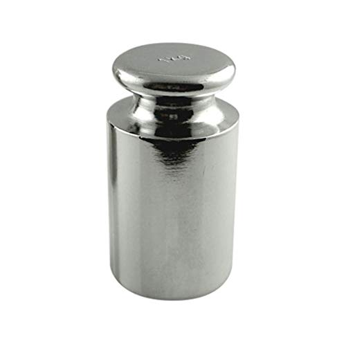 American Weight Scales Calibration Weight for AWS Digital Scale, Carbon Steel, Chrome Finish, 1000G (1KGWGT)
