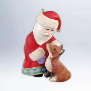 Hallmark A Visit From Santa #4 2012 (Visit Santa)