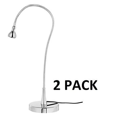 """Ikea Jansjo Flexible LED Work Lamp 24"""""""