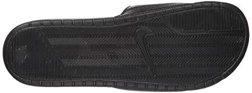 black black Benassi Nike black Unisex Jdi Chanclas Negro Adulto R4SgqUwx
