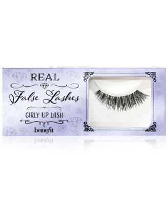 ece1ace9d67 Amazon.com : Benefit Real False Lashes Girly Up Lash : Beauty
