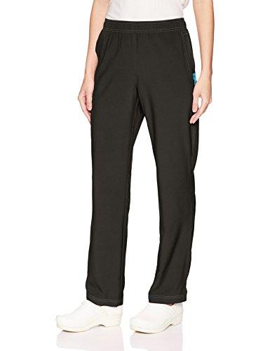Carhartt Women's Full Elastic Slim Leg Pant, Black, MD