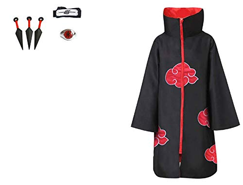 Amazon.com: Geek Gear Naruto Shippuden Akatsuki diadema anti ...