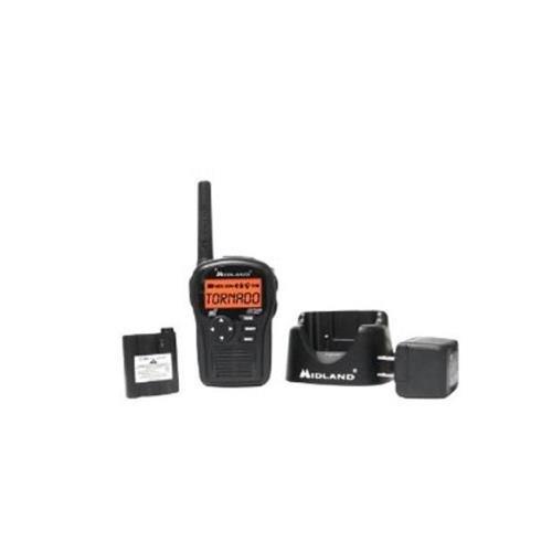MIDLAND RADIO MID-HH54VP2 SAME hand held radio w/accessories