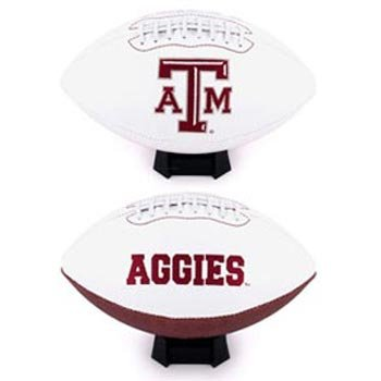 Texas A&M Aggies Signature Series Football ()