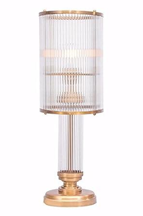 Art Déco/petitot - Lámpara de mesa III.: Amazon.es: Iluminación