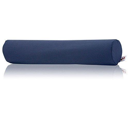 Cervical Foam Roll (Soft) - Blue Cover 20