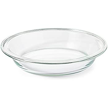 """OXO Good Grips Freezer-to-Oven Safe Glass 9"""" Pie Plate"""