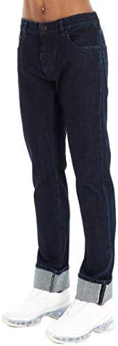 Prada Luxury Fashion Homme GEPX96S2011UO8F0008 Bleu Élasthanne Jeans | Printemps-été 20
