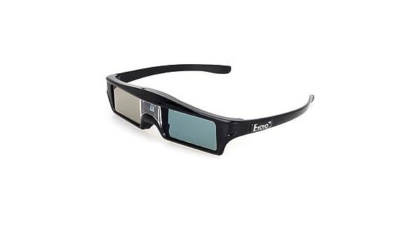 Eyoyo – Gafas 3D con Obturador Activo para proyector BENQ W1070 ...