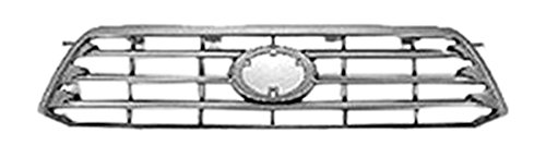 OE Replacement Toyota Highlander Grille Assembly (Partslink Number TO1200306)