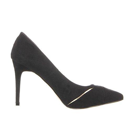 Andrea Conti Pumps - Zapatos de vestir para mujer - Cyclam 41 0Iwl3j