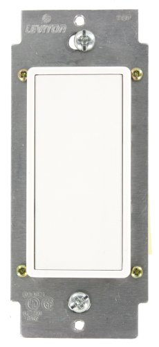 Wide 1 Dimmer (Leviton TT00R-10Z, True Touch Digital Coordinating Remote Dimmer, 3-Way or more applications, White/Ivory/Light Almond)