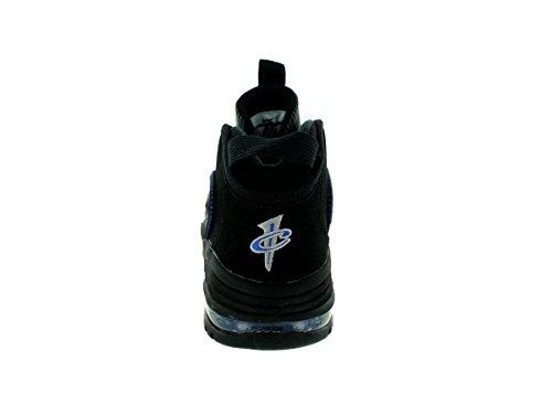 NIKE Kids Air Max Penny LE (GS) Basketball Shoe Black/White-game Royal-metallic Silver choice online sale pre order KENCu1MEY