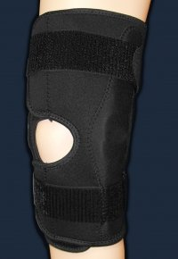 Price comparison product image ProStyle EZ Fit Hinged Wrap in Black Size: Medium