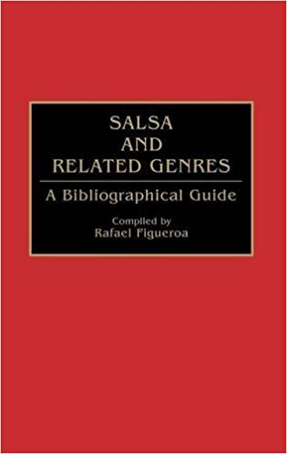 Salsa and Related Genres: A Bibliographical Guide (Music