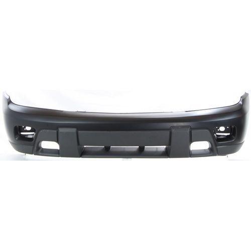 (Go-Parts ª OE Replacement for 2002-2005 Chevrolet (Chevy) Trailblazer Front Bumper Cover 88943617 GM1000672 for Chevrolet Trailblazer)