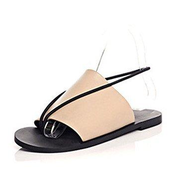 LFNLYX Tacones mujer Primavera Verano Otoño Confort Casual Glitter Stiletto talón otros Negro Plata rojo rosa caminando White