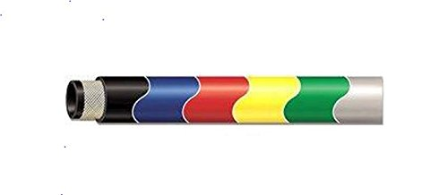 Gates 32220144 Type C Nitrile Python Plus Lock-On Air and Multi-Purpose Hose, 300 Maximum Pressure, 600' Length.375