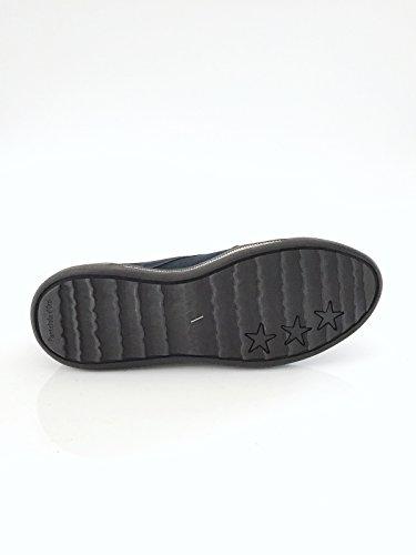 Pantofola dOro Herrenschuh Halbschuh Echtleder blau Größe 41