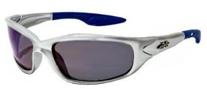 Kids K20 Sunglasses UV400 Rated Ages 3-10 (Silver & Ice - Sunglass Modo