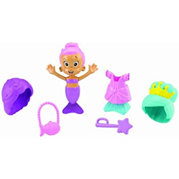 Fisher Price Bubble Guppies Snap And Dress Princess Set