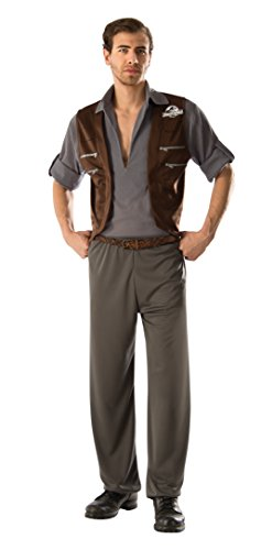 Rubie's Costume Co Men's Jurassic World Owen Costume, Multi, Standard